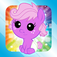 Adventure with the Cute Pony Day Dress Up Game